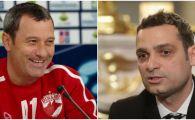 """Mircea Rednic il cearta pe Teja, dupa ce s-a aflat de SMS-ul de patron: """"E importanta echipa din CV sau performanta?"""" VIDEO"""