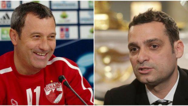 Mircea Rednic il cearta pe Teja, dupa ce s-a aflat de SMS-ul de patron:  E importanta echipa din CV sau performanta?  VIDEO