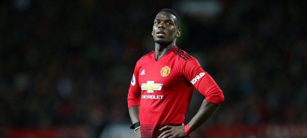 Gestul incredibil al lui Pogba! Cum forteaza plecarea de la Manchester United