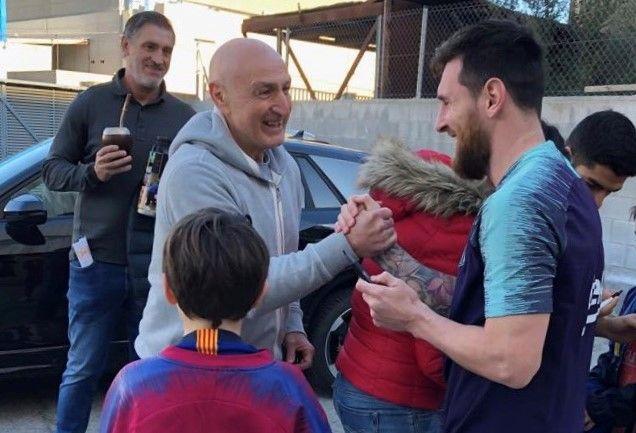 Messi si romanii! Un spot filmat de romani cu Messi, Suarez si Pique se va vedea in toata lumea