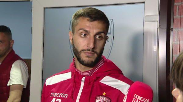 Reactia lui Montini dupa incidentul de aseara si ce spune despre un transfer in vara