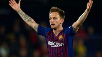 Rakitic a facut anuntul chiar la sarbatoarea de titlu a Barcelonei! Unde va juca in sezonul viitor mijlocasul de 31 de ani