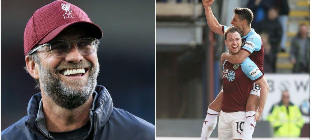 "Klopp a imprumutat ""metoda Becali"" si i-a dat SMS unui jucator de la Burnley: ""Te iau la Liverpool daca ii dai gol lui City"""