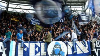 """Moment incredibil pentru un jucator de la Napoli, la meciul 300 pentru echipa! Le-a aruncat tricoul fanilor, acestia i l-au dat inapoi: """"Pleaca de aici!"""""""