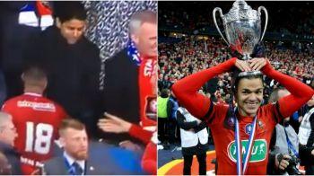Aroganta uriasa a lui Ben Arfa in fata seicului lui PSG! Ce i-a spus dupa ce Rennes i-a luat Cupa la penaltyuri formatiei pariziene. VIDEO