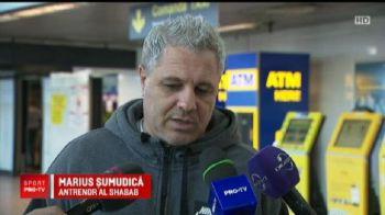 """""""Au batut palma!"""" Arabii anunta ca Sumudica s-a inteles deja cu alta echipa! Prima reactie a antrenorului: VIDEO"""