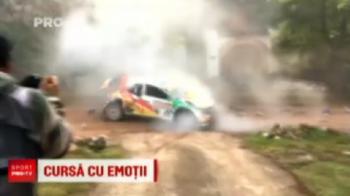 Pilotul cu 9 vieti! Accident dramatic in raliul Argentinei, in care a fost implicat un concurent care abia a implinit 18 ani: VIDEO