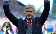 Arsene Wenger, aproape de o revenire spectaculoasa in fotbal. Negociaza cu o echipa din Franta
