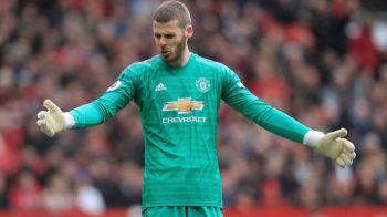 3 gafe in 4 meciuri, iar United a pregatit 120.000.000 euro pentru un alt portar! BOMBA: Ce inlocuitor vrea Manchester pentru De Gea