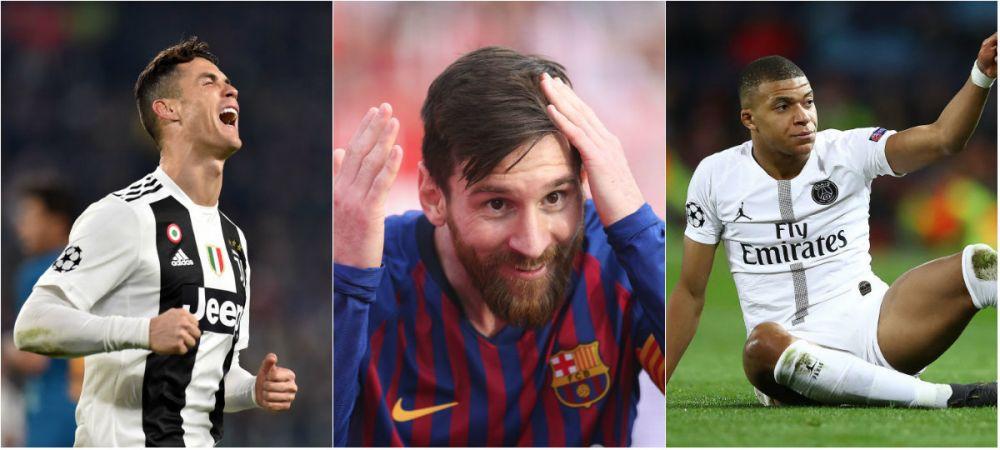 3 meciuri ramase pentru Messi, 4 goluri avans in clasamentul pentru Gheata de Aur! Starul Barcei, favorit la trofeu! Cum arata TOPUL