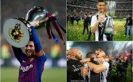 TOATE TARILE DIN EUROPA in care titlul s-a dat deja si unde continua lupta pentru trofee! Vezi ce se intampla in restul campionatelor si clasamentele actualizate