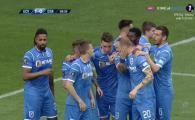 Craiova se bate pentru locul 2: 1-0 cu Sepsi, nebunie de gol Cicaldau! Etapa viitoare: Craiova - FCSB