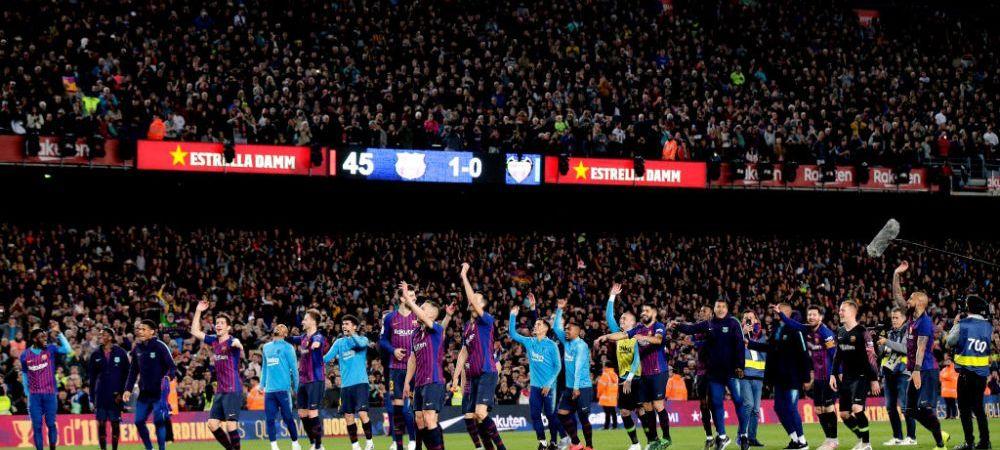 Teapa uriasa! A jucat doar 95 de minute fara sa fie titular si a costat aproape 4 milioane de euro! Situatie incredibila pentru un jucator al Barcei