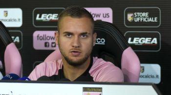 DEZASTRU pentru George Puscas! Palermo risca sa ajunga in Serie C: scenariul care poate distruge bucuria posibilei promovari in Serie A