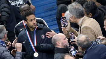 Neymar, PUS LA ZID de Tuchel dupa ce a lovit un suporter la finala Cupei Frantei! Reactia dura a antrenorului