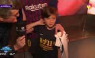"""Tati, de ce se iau de tine in Argentina?"" FANTASTIC! Imaginile care l-au facut pe Messi sa planga la TV! Ce i-au aratat"