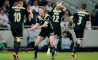 TOTTENHAM - AJAX 0-1 | Finalista se decide in retur! Van De Beek a marcat singurul gol al meciului, Vertoghen a suferit o accidentare dura