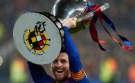 Lionel Messi, decorat de autoritatile catalane! Starul argentinian a primit distinctia pe care doar Johan Cruyff o mai are