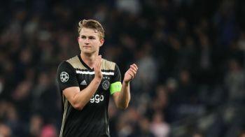 Performanta INCREDIBILA a pustiului minune de la Ajax! Ce s-a intamplat la meciul cu Tottenham!