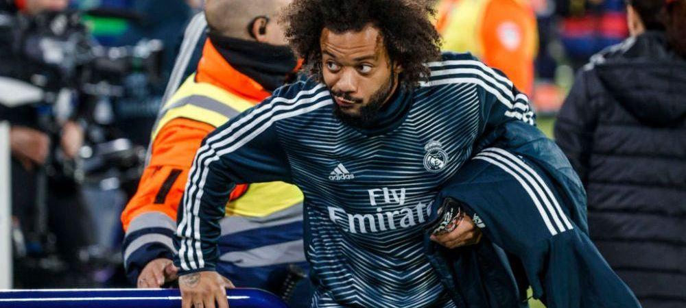 Surpriza TOTALA a lui Zidane! Pe cine vrea sa aduca la Real Madrid pe postul lui Marcelo si ce se intampla cu brazilianul