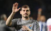 Primul mesaj al lui Iker Casillas dupa infarctul suferit in timpul antrenamentului! Ce le-a transmis prietenilor imediat dupa ce a fost stabiliza