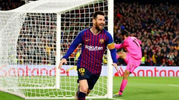 MESSI 600   Cel mai bun din toate timpurile! RECORD URIAS pentru Messi dupa dubla cu Liverpool: E IMPRESIONANT ce a reusit argentinianul