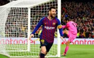 MESSI 600 | Cel mai bun din toate timpurile! RECORD URIAS pentru Messi dupa dubla cu Liverpool: E IMPRESIONANT ce a reusit argentinianul