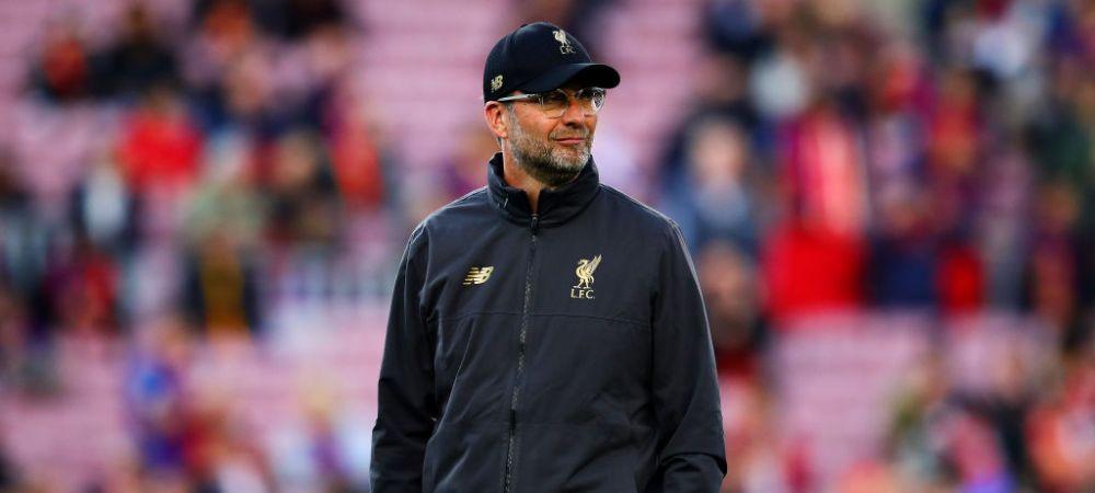 """""""Eu sunt complet fericit"""" Jurgen Klopp, declaratie surprinzatoare dupa infrangerea cu Barcelona! Ce a spus antrenorul lui Liverpool!"""