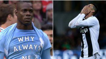 """Balotelli, atac direct la Cristiano Ronaldo! """"Va rog sa nu mai faceti asta!"""" Ce a postat italianul pe Instagram dupa golul lui Messi!"""