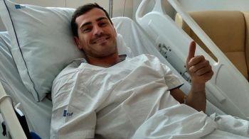 Iker Casillas se poate RETRAGE dupa infarctul de la antrenament. Anuntul facut de medicul lui Porto