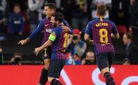 Jucator de la Barcelona, JEFUIT in timpul meciului cu Liverpool. Fratele sau, amenintat cu SURUBELNITA!