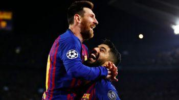 """""""Messi e LEGENDA! Messi ETERN! Messi e DUMNEZEU!"""" Delirul comentatorilor din Spania la reusitele magice cu Liverpool. VIDEO"""