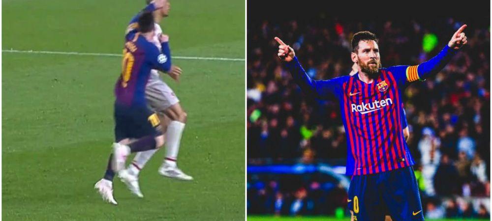 Fanii lui Liverpool au facut petitie pentru suspendarea lui Messi! Ce gest a facut inainte sa inscrie din lovitura libera. VIDEO