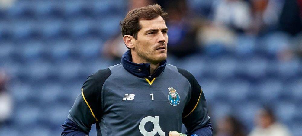 """Agentul lui Casillas, anunt despre soarta portarului! """"Iker a reusit parada vietii"""" Ce se va intampla cu fostul capitan de la Real Madrid!"""