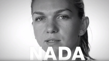 "SIMONA HALEP MADRID | Halep a spus ""STOP""! Simona, alaturi de Caroline Wozniacki si Venus Williams intr-o campanie cu mesaj puternic in capitala Spaniei. VIDEO"