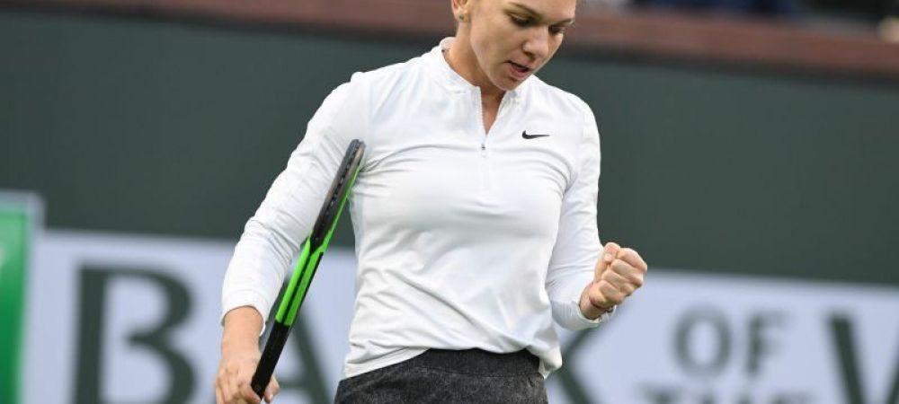 """Simona Halep, avertizata de Martina Navratilova: """"EA e jucatoarea de batut la Madrid!"""" De unde vine pericolul"""
