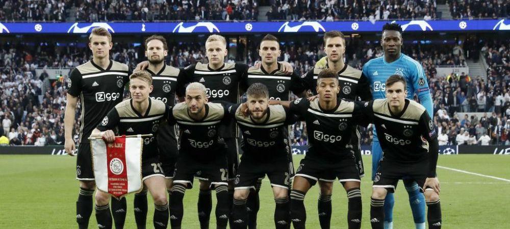 Ajax incepe reconstructia: 20 de milioane pentru o tanara speranta! Oferta pusa pe masa celor de la Real Madrid