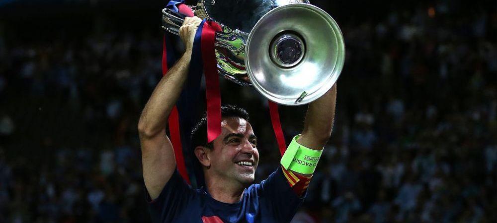 Final de cariera pentru Xavi: fostul jucator de legenda al Barcelonei si-a anuntat retragerea! Ce urmeaza pentru el