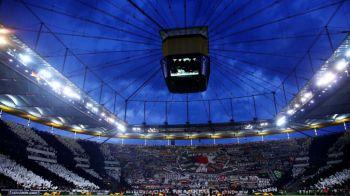 VIDEO   Atmosfera FABULOASA la Eintracht! Coregrafie SUPERBA a fanilor germani la meciul cu Chelsea