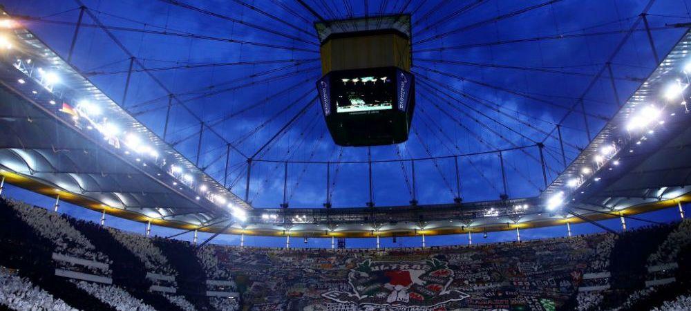 VIDEO | Atmosfera FABULOASA la Eintracht! Coregrafie SUPERBA a fanilor germani la meciul cu Chelsea