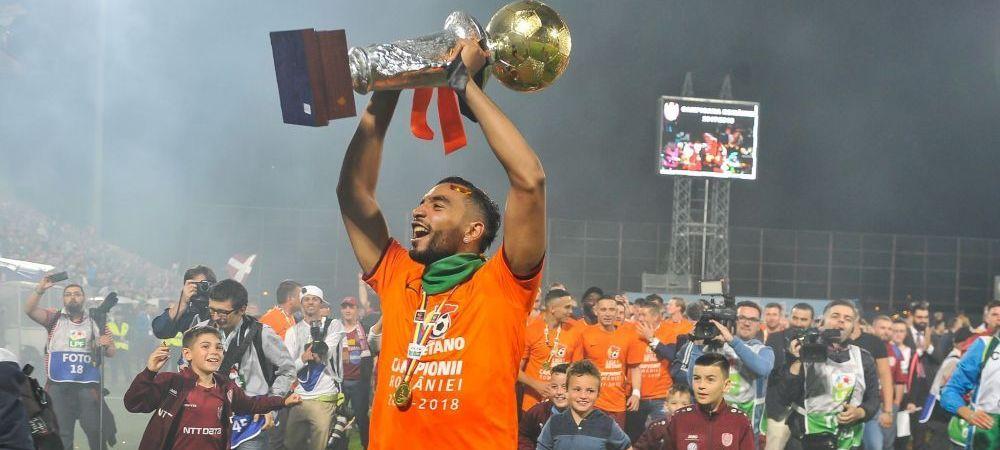 Trofeu NOU pentru campioana! E mai rezistent, dupa ce anul trecut s-a rupt! :) Cand il poate primi CFR