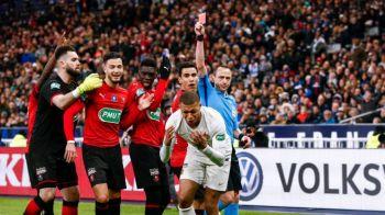 Mbappe si-a aflat pedeapsa dupa intrarea criminala din finala Cupei Frantei! Cat va sta pe bara starul lui Paris Saint-Germain!
