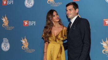 Sara Carbonero, informatii de ultim moment despre starea lui Casillas! Cand ar putea fi externat portarul lui Porto
