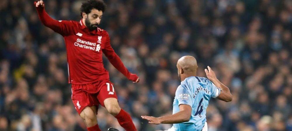 FINAL NEBUN in Premier League! City si Liverpool pot ajunge chiar la un MECI DE BARAJ pentru titlu: toate calculele posibile