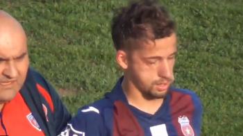 A fost macel in Liga a 4-a! Un fotbalist al Stelei, desfigurat de un adversar. Politia investigheaza ce s-a intamplat pe stadionul Rocar   VIDEO