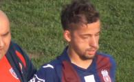 A fost macel in Liga a 4-a! Un fotbalist al Stelei, desfigurat de un adversar. Politia investigheaza ce s-a intamplat pe stadionul Rocar | VIDEO