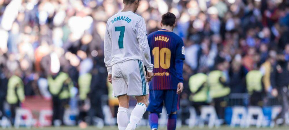 """PROVOCAREA SUPREMA pentru Cristiano Ronaldo: """"Te-ai retrage la Barcelona?"""" Raspunsul GENIAL oferit de CR7"""