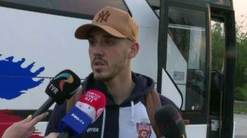 """E pregatit pentru transferul la FCSB: """"Nu imi este teama de critici! Am stiut unde merg inainte sa semnez!"""" Ce spune despre Gigi Becali"""