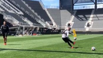 BOOOOOM! Wayne Rooney face senzatie in Statele Unite! Executie FABULOASA reusita la antrenament! VIDEO