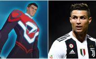 Cristiano Ronaldo si-a lansat propriul desen animat! Anuntul a fost facut chiar de starul lui Juventus! Ce superputeri are! VIDEO